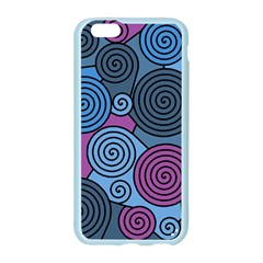 Blue hypnoses Apple Seamless iPhone 6/6S Case (Color)