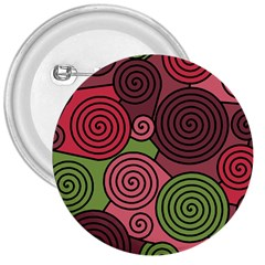 Red and green hypnoses 3  Buttons