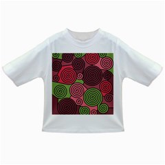 Red and green hypnoses Infant/Toddler T-Shirts