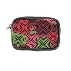 Red and green hypnoses Coin Purse