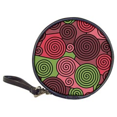 Red and green hypnoses Classic 20-CD Wallets