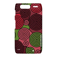 Red and green hypnoses Motorola Droid Razr XT912