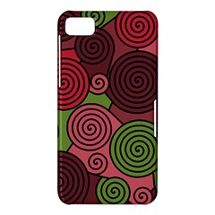 Red and green hypnoses BlackBerry Z10