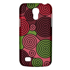 Red and green hypnoses Galaxy S4 Mini