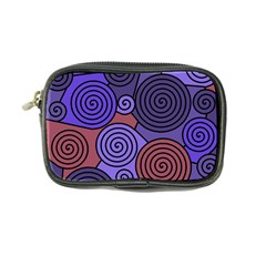 Blue and red hypnoses  Coin Purse