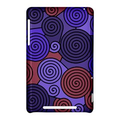 Blue and red hypnoses  Nexus 7 (2012)