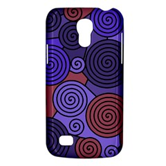 Blue and red hypnoses  Galaxy S4 Mini