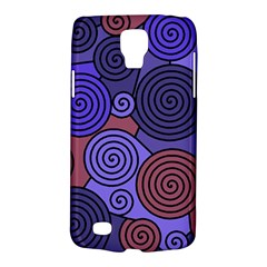 Blue and red hypnoses  Galaxy S4 Active
