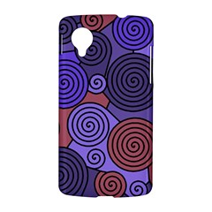 Blue and red hypnoses  LG Nexus 5