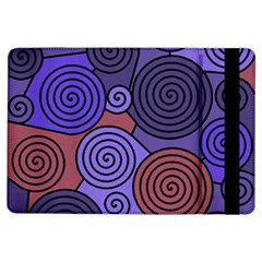 Blue and red hypnoses  iPad Air Flip