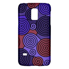 Blue and red hypnoses  Galaxy S5 Mini