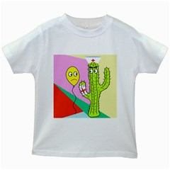 Health insurance  Kids White T-Shirts