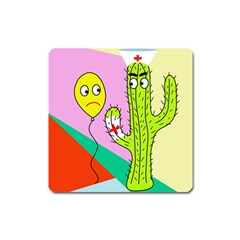 Health insurance  Square Magnet