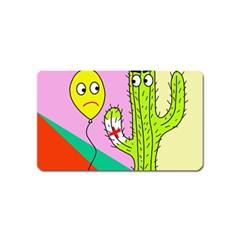 Health insurance  Magnet (Name Card)
