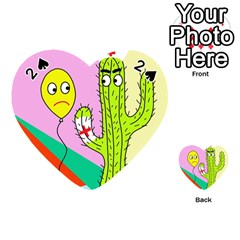 Health insurance  Playing Cards 54 (Heart)