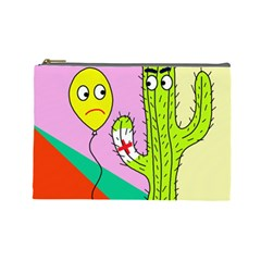 Health insurance  Cosmetic Bag (Large)