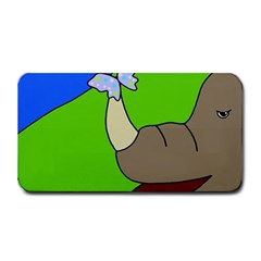 Butterfly and rhino Medium Bar Mats