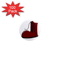 Boot 1  Mini Magnets (100 pack)