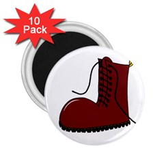 Boot 2.25  Magnets (10 pack)