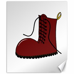 Boot Canvas 20  x 24