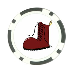 Boot Poker Chip Card Guards