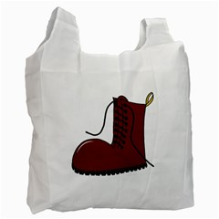 Boot Recycle Bag (Two Side)