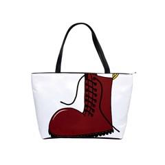 Boot Shoulder Handbags