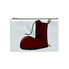 Boot Cosmetic Bag (Medium)