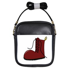 Boot Girls Sling Bags