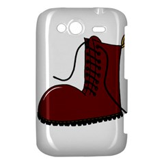 Boot HTC Wildfire S A510e Hardshell Case