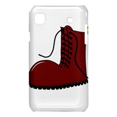 Boot Samsung Galaxy S i9008 Hardshell Case
