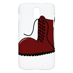Boot Samsung Galaxy S II Skyrocket Hardshell Case