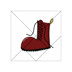 Boot Acrylic Tangram Puzzle (4  x 4 )