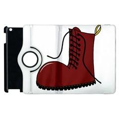 Boot Apple iPad 3/4 Flip 360 Case