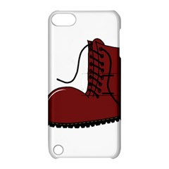 Boot Apple iPod Touch 5 Hardshell Case with Stand