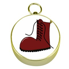 Boot Gold Compasses