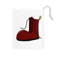 Boot Drawstring Pouches (Large)