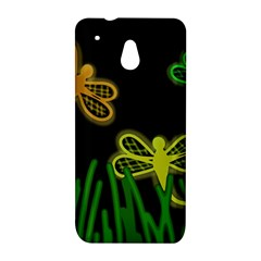 Neon dragonflies HTC One Mini (601e) M4 Hardshell Case