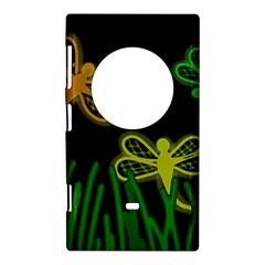 Neon dragonflies Nokia Lumia 1020