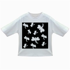 White dragonflies Infant/Toddler T-Shirts
