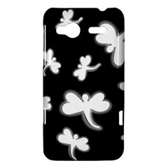 White dragonflies HTC Radar Hardshell Case