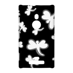 White dragonflies Nokia Lumia 925