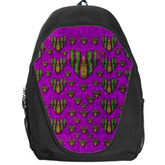 Love In Colors And Heart In Rainbows Backpack Bag