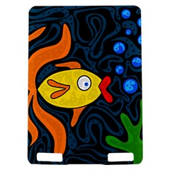 Yellow fish Kindle Touch 3G