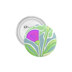 Purple flowers 1.75  Buttons