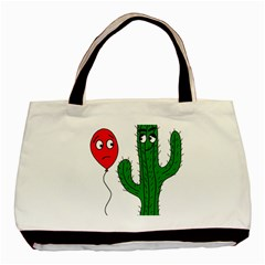 Impossible love  Basic Tote Bag