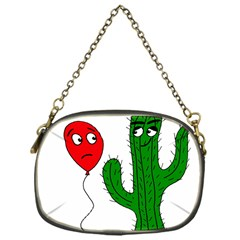 Impossible love  Chain Purses (One Side)