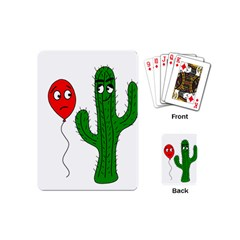Impossible love  Playing Cards (Mini)