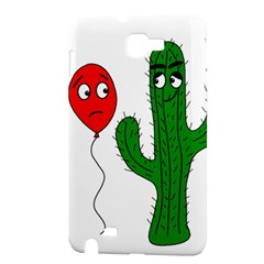 Impossible love  Samsung Galaxy Note 1 Hardshell Case