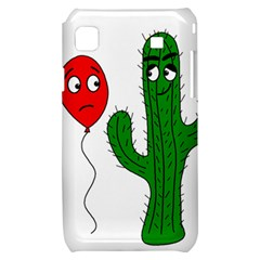 Impossible love  Samsung Galaxy S i9000 Hardshell Case